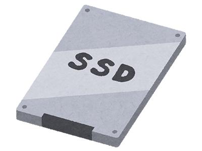 最近のPCを買うならSSD搭載型を選ぶと仕事が捗りますよ
