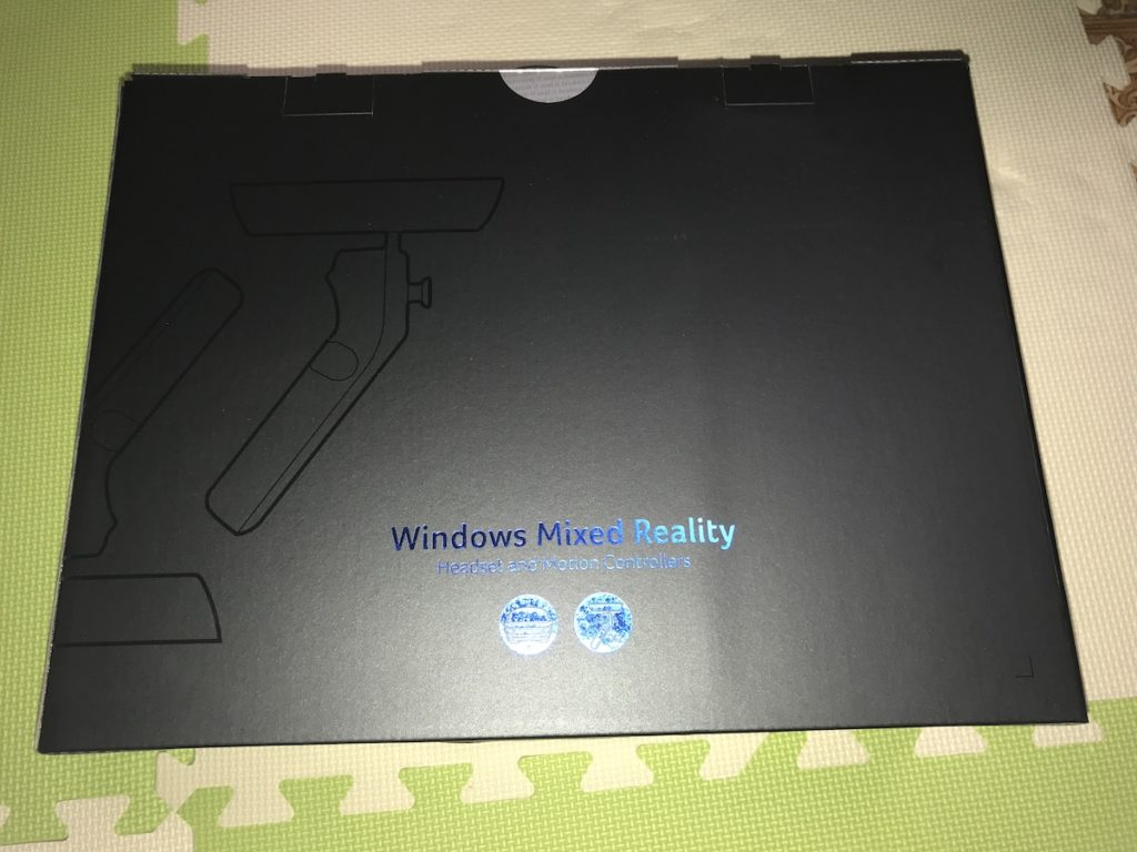 Acer Windows Mixed Reality 外箱