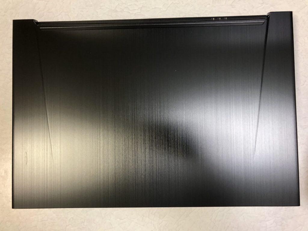 GALLERIA GCF1060GF-E 表面