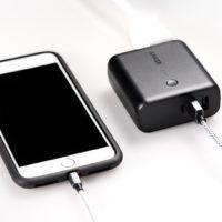 iPhoneのバッテリー充電