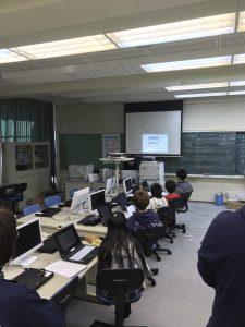 豊南小学校授業風景1