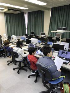 豊南小学校授業風景2