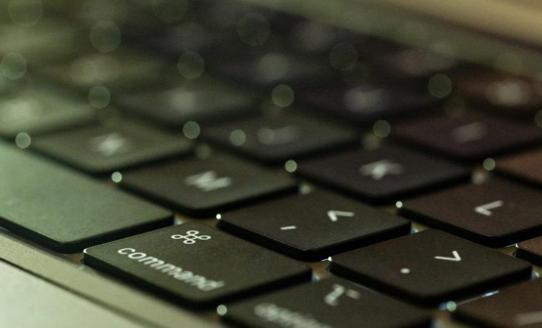 commandキーのMac
